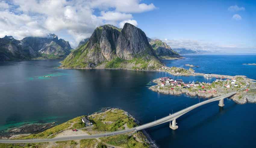 Độc đáo Lofoten: quần đảo ấm áp trong vòng Bắc cực -8