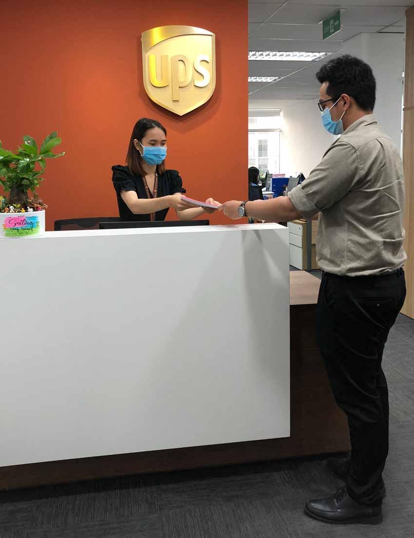 Giải pháp về Chuỗi cung ứng của UPS cam kết lâu dài tại Việt Nam -1