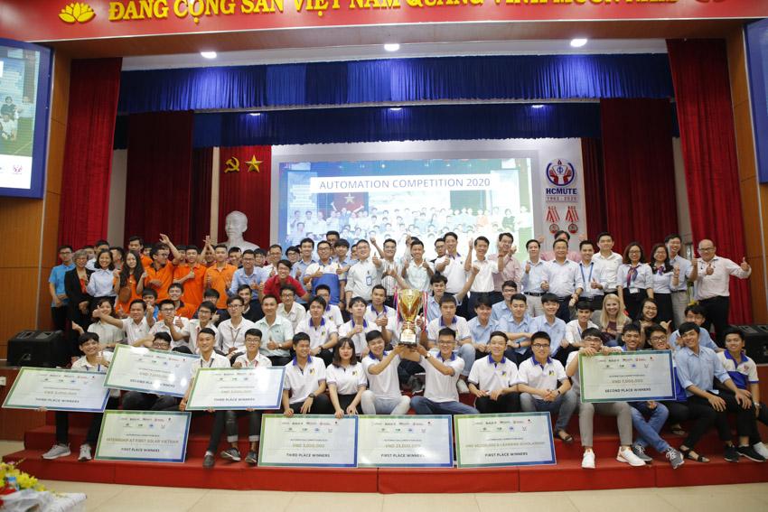 Sinh viên ngành Kỹ thuật sôi nổi hưởng ứng Cuộc thi Tự động hóa lần thứ 2 tại Việt Nam - 3