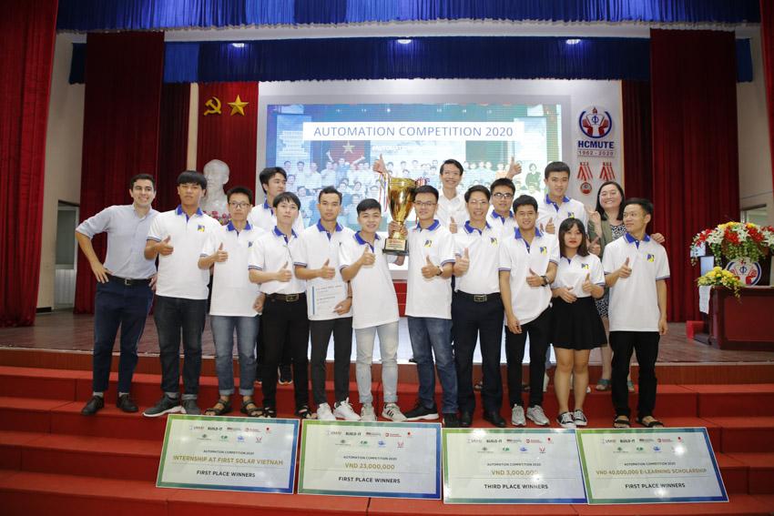 Sinh viên ngành Kỹ thuật sôi nổi hưởng ứng Cuộc thi Tự động hóa lần thứ 2 tại Việt Nam - 4