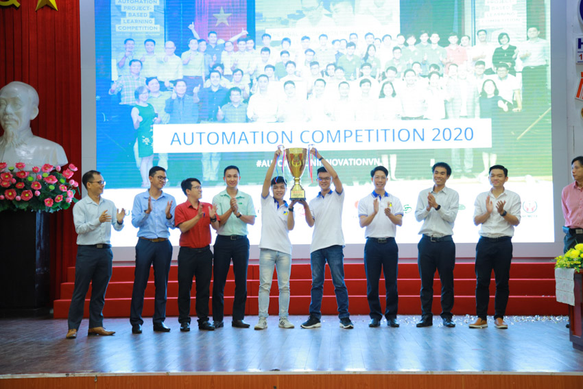 Sinh viên ngành Kỹ thuật sôi nổi hưởng ứng Cuộc thi Tự động hóa lần thứ 2 tại Việt Nam - 5