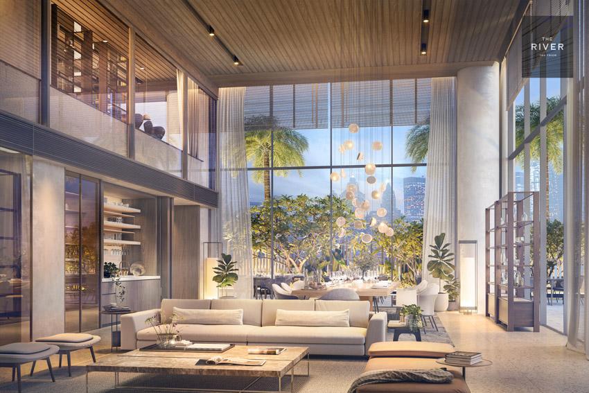 City Garden Thủ Thiêm ký kết hợp tác với 4 nhà phân phối lớn cho Hudson Tower thuộc dự án The River - 2