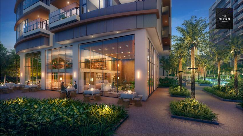 City Garden Thủ Thiêm ký kết hợp tác với 4 nhà phân phối lớn cho Hudson Tower thuộc dự án The River - 3