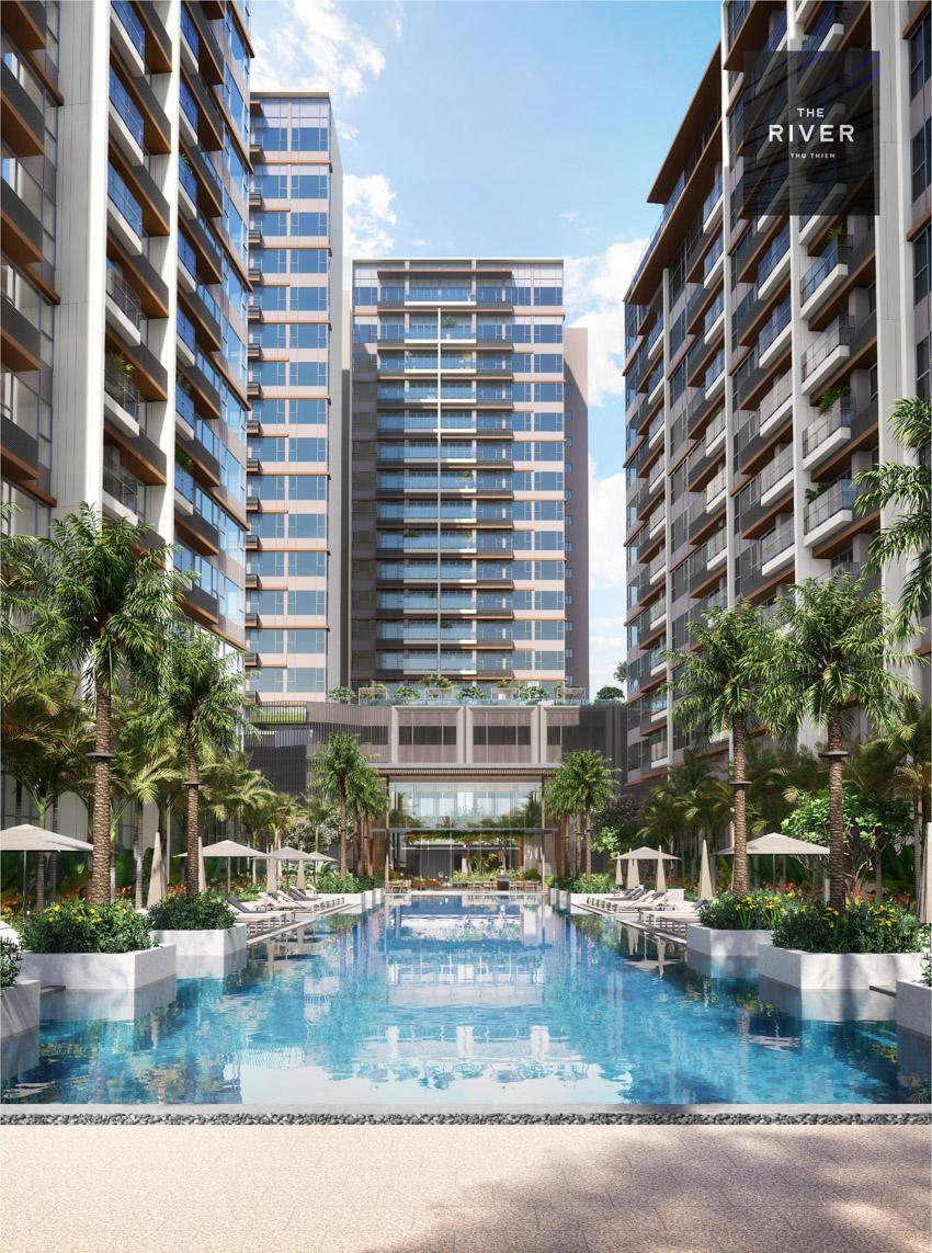 City Garden Thủ Thiêm ký kết hợp tác với 4 nhà phân phối lớn cho Hudson Tower thuộc dự án The River - 6