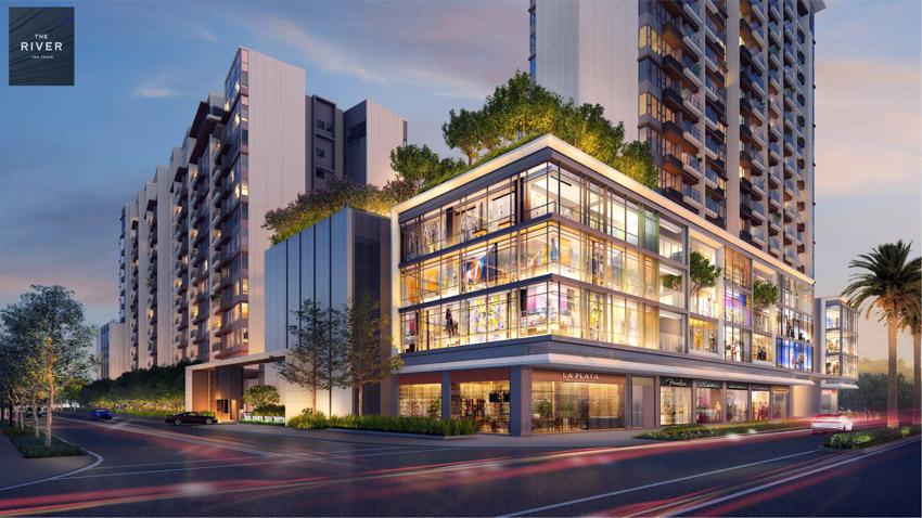 City Garden Thủ Thiêm ký kết hợp tác với 4 nhà phân phối lớn cho Hudson Tower thuộc dự án The River - 7