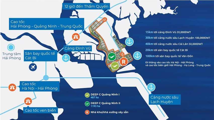 Khu kinh tế ven biển Quảng Yên - Động lực phát triển mới của Quảng Ninh -2