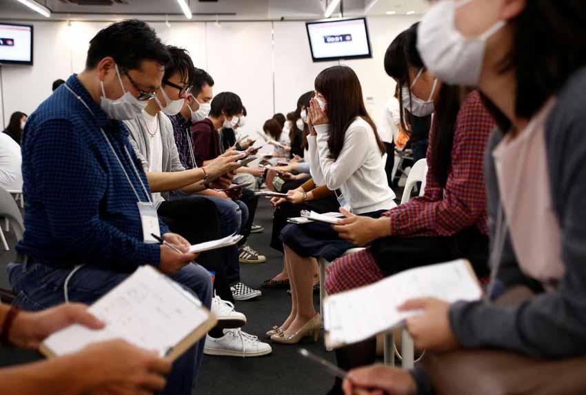 Konkatsu: Xu hướng 'săn vợ, chồng' ở Nhật Bản -2