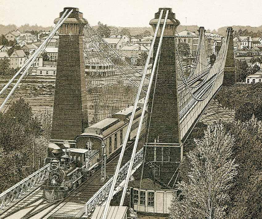 Cầu đường sắt, kỳ quan thế giới trên cao -9