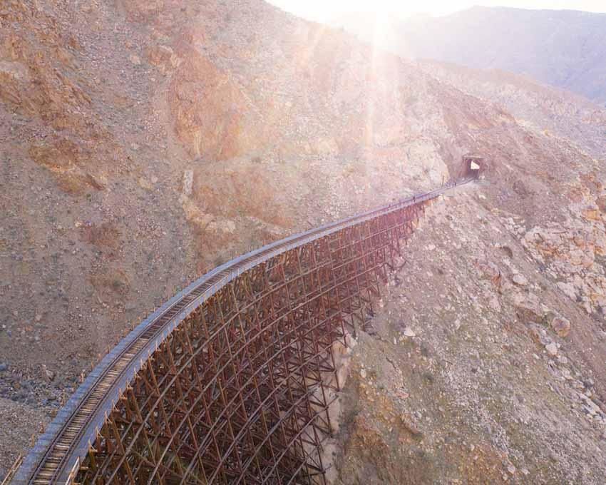 Cầu đường sắt, kỳ quan thế giới trên cao -11