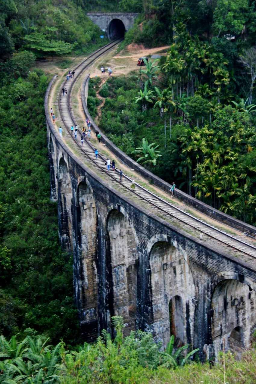 Cầu đường sắt, kỳ quan thế giới trên cao -13