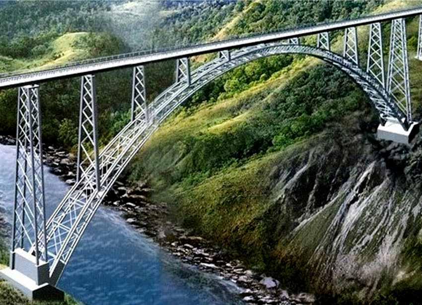 Cầu đường sắt, kỳ quan thế giới trên cao -14