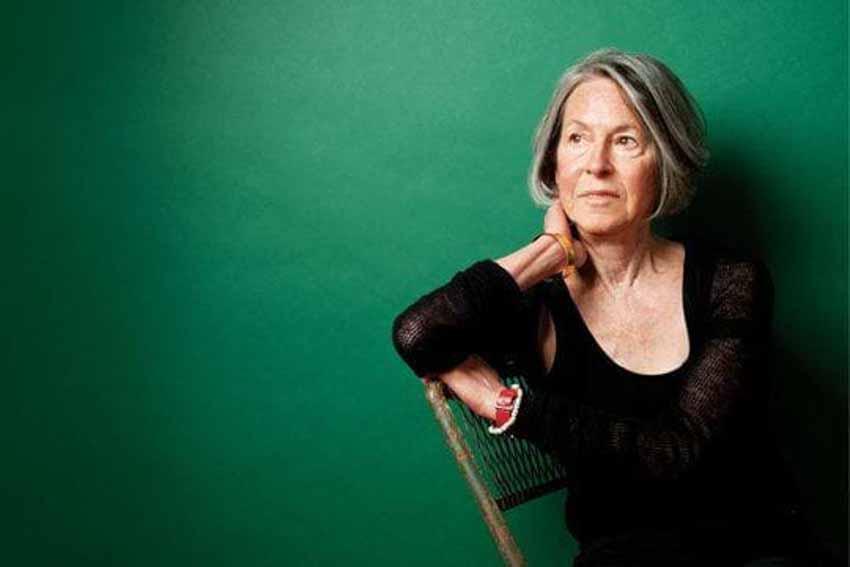 Nobel Văn học 2020 trao cho nhà thơ người Mỹ Louise Glück -2