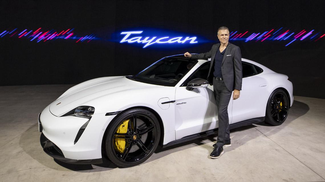 Porsche Việt Nam chính thức giới thiệu xe thể thao thuần điện Taycan - 1