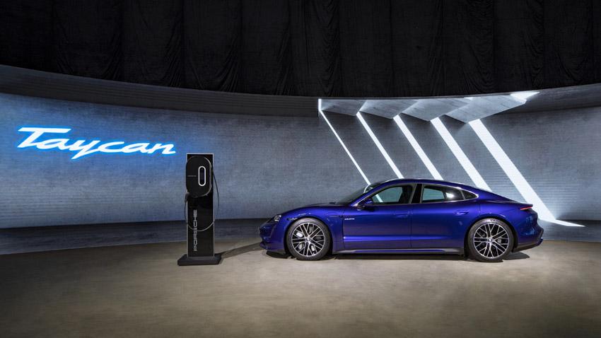 Porsche Việt Nam chính thức giới thiệu xe thể thao thuần điện Taycan - 5