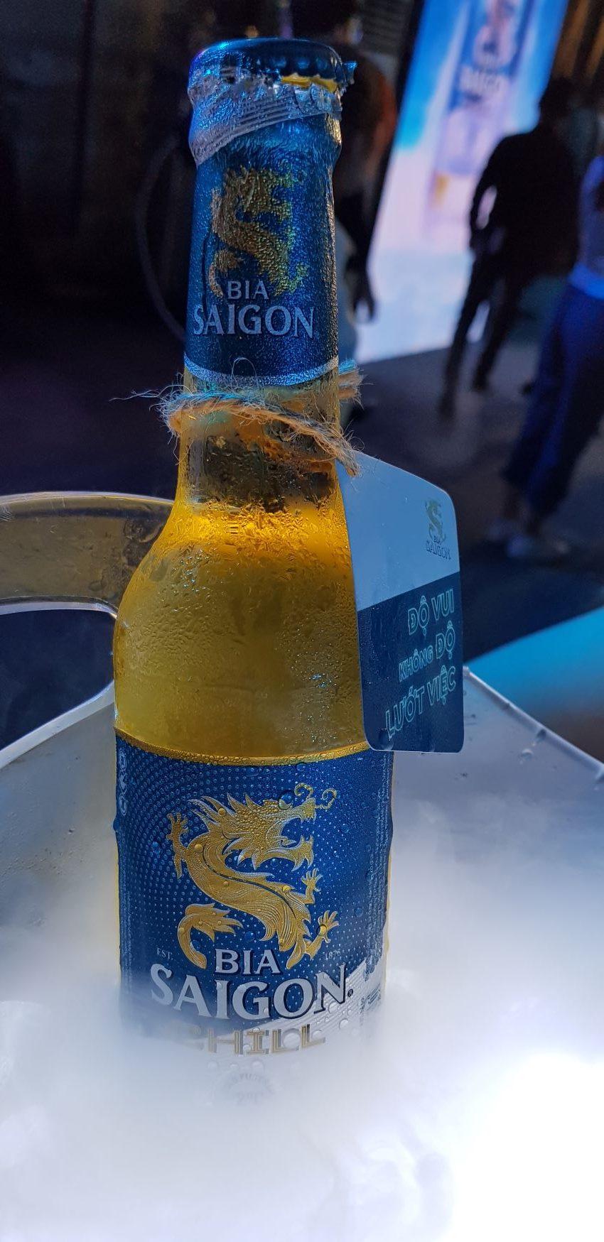 bia Saigon Chill