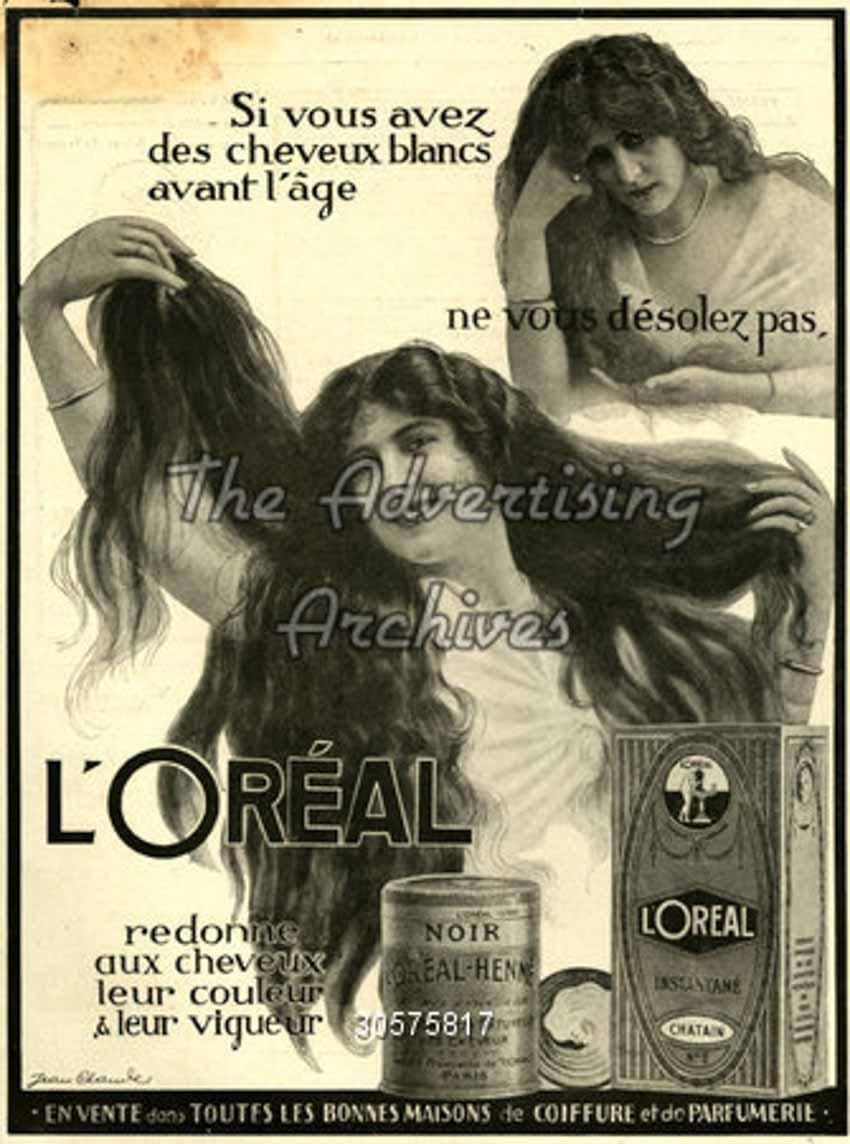 Từ cầu vồng sang màu bạc: Sự phát triển của thuốc nhuộm tóc -9