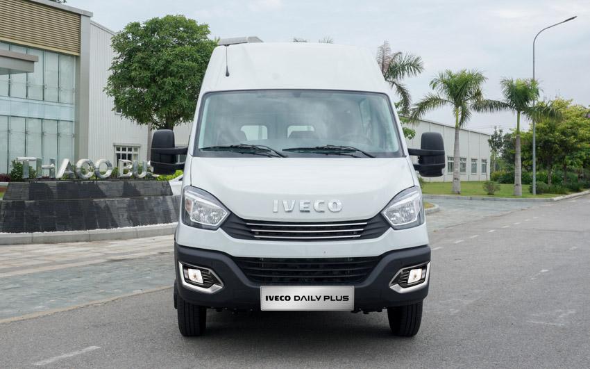 THACO giới thiệu dây chuyền sản xuất và ra mắt Mini Bus Iveco Daily - 8