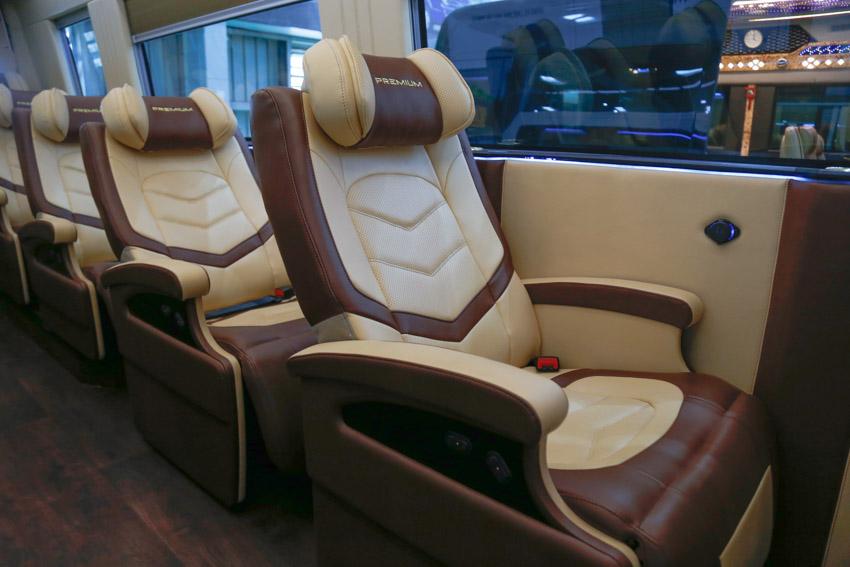 THACO giới thiệu dây chuyền sản xuất và ra mắt Mini Bus Iveco Daily - 17
