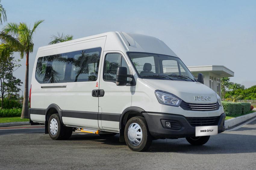 THACO giới thiệu dây chuyền sản xuất và ra mắt Mini Bus Iveco Daily - 15