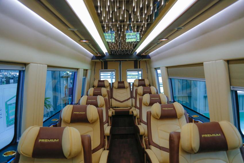 THACO giới thiệu dây chuyền sản xuất và ra mắt Mini Bus Iveco Daily - 16
