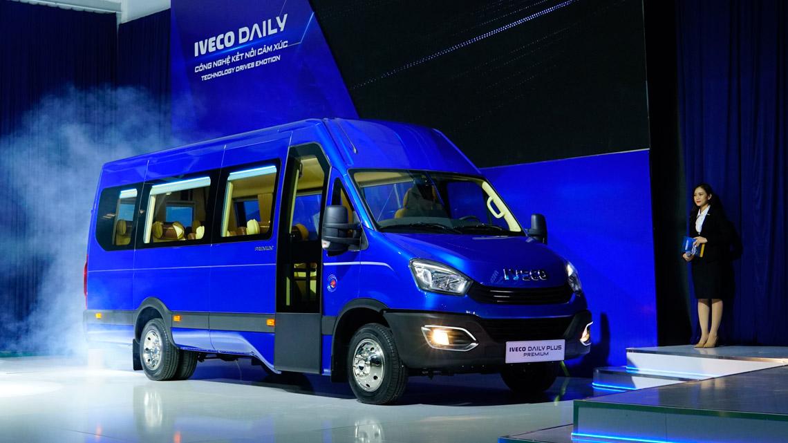 THACO giới thiệu dây chuyền sản xuất và ra mắt Mini Bus Iveco Daily - 6