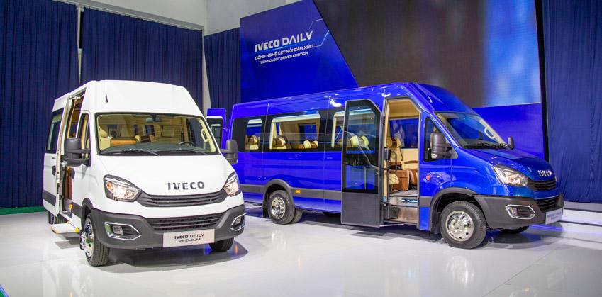 THACO giới thiệu dây chuyền sản xuất và ra mắt Mini Bus Iveco Daily - 7