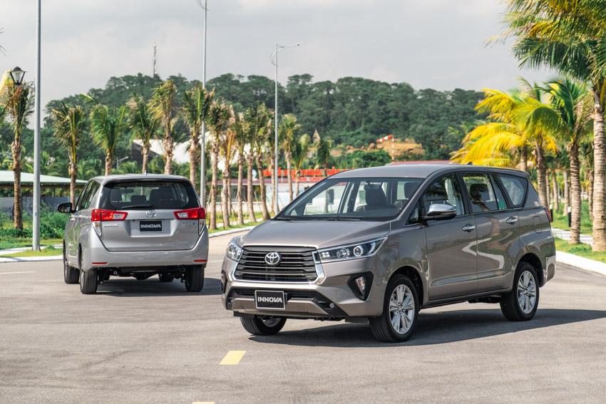 Toyota Innova 2020 và Toyota Yaris 2020 tăng tiện nghi giá hợp lý - 2