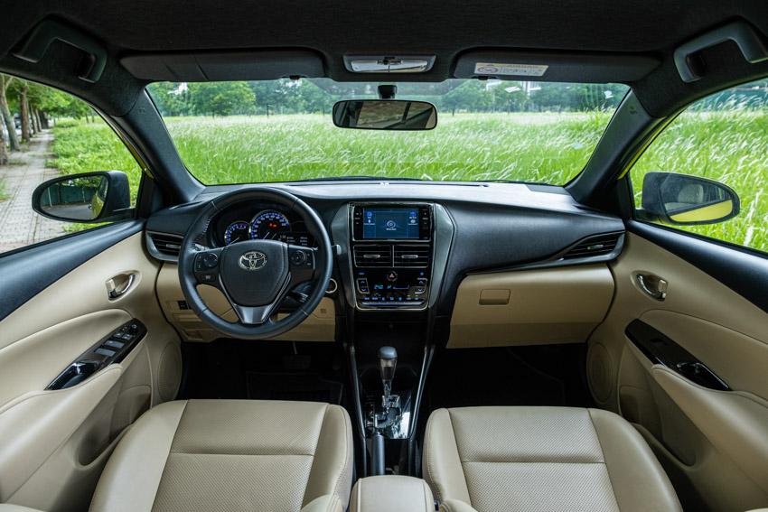Toyota Innova 2020 và Toyota Yaris 2020 tăng tiện nghi giá hợp lý - 6