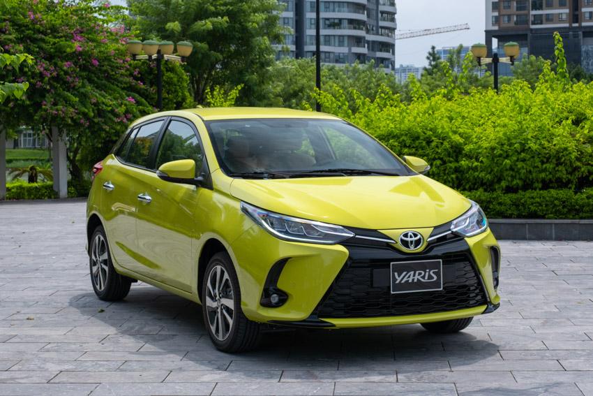 Toyota Innova 2020 và Toyota Yaris 2020 tăng tiện nghi giá hợp lý - 5