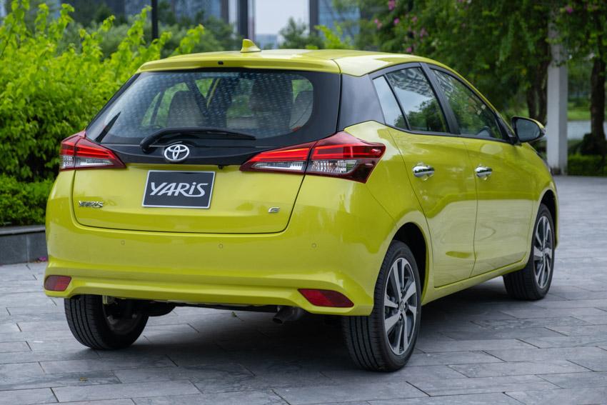 Toyota Innova 2020 và Toyota Yaris 2020 tăng tiện nghi giá hợp lý - 8