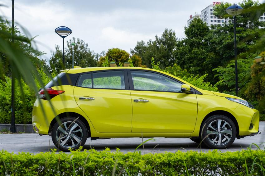 Toyota Innova 2020 và Toyota Yaris 2020 tăng tiện nghi giá hợp lý - 7