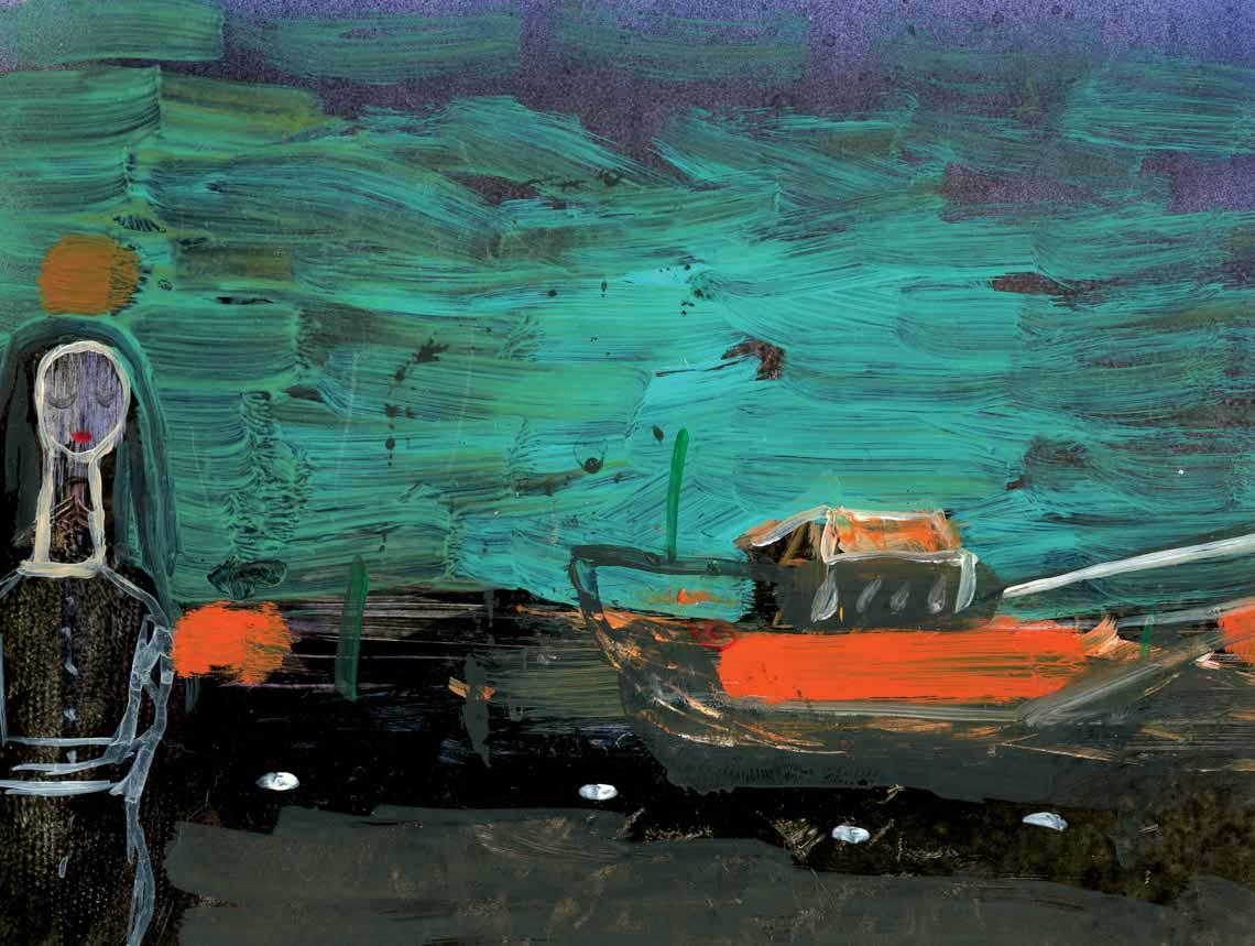 Truyện ngắn: Nơi ngã ba sông