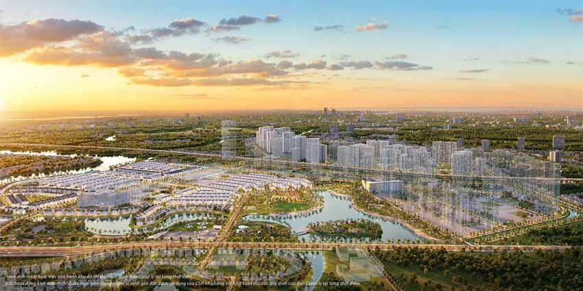Vinhomes công bố hai công trình siêu tiện ích mới tại Vinhomes Grand Park -1
