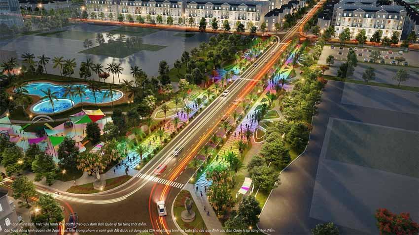 Vinhomes công bố hai công trình siêu tiện ích mới tại Vinhomes Grand Park -3