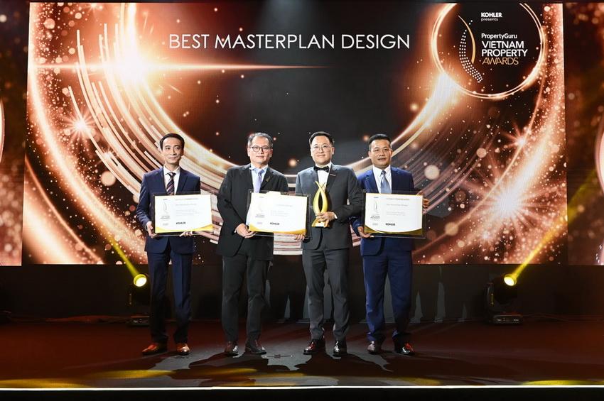 """Gamuda Land Việt Nam nhận giải """"Chủ đầu tư xuất sắc"""" tại Property Guru Vietnam Property Awards 2020 001"""