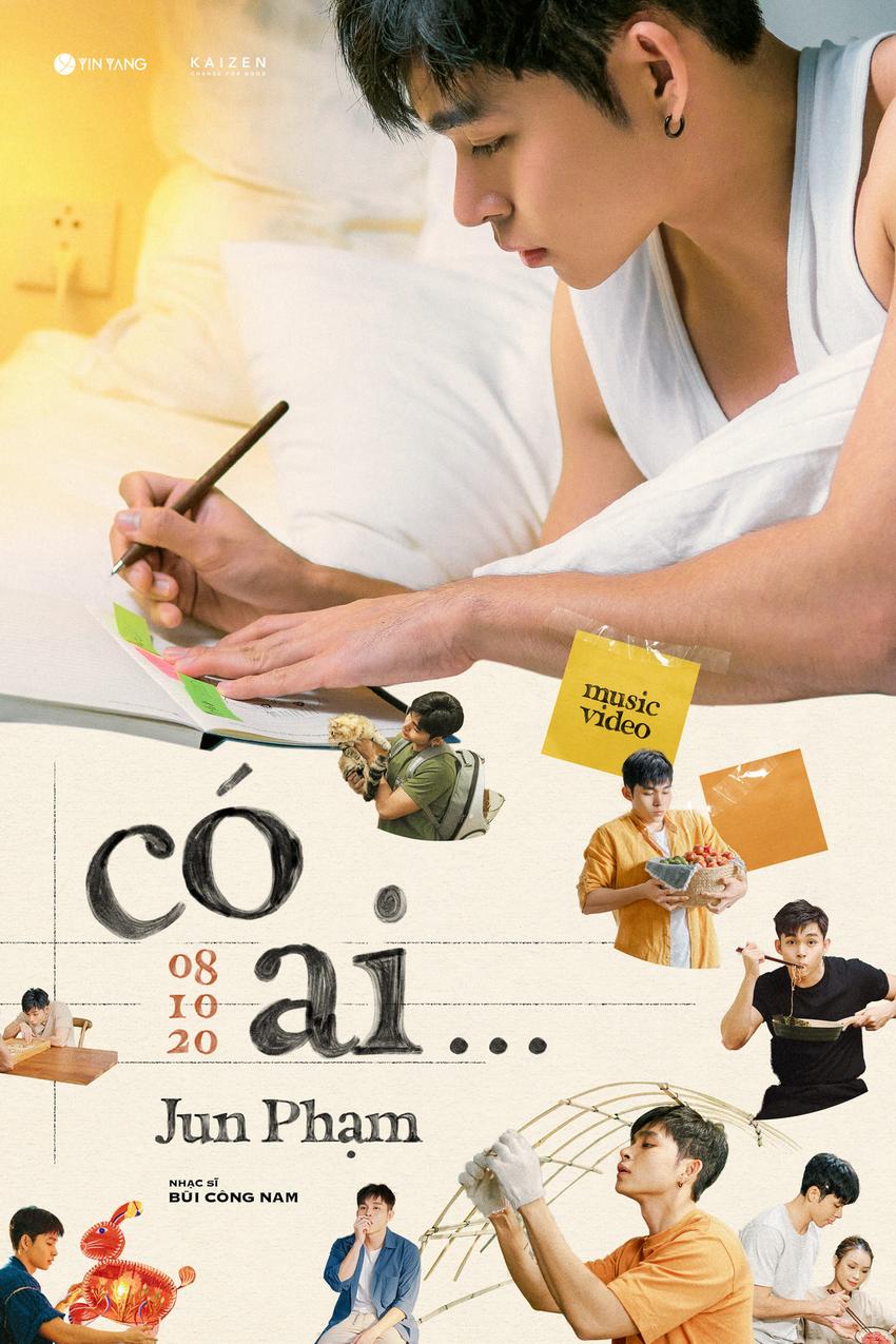 Series 'Nhà có một người' của Jun Phạm chính thức tung MV cho ca khúc chủ đề 001