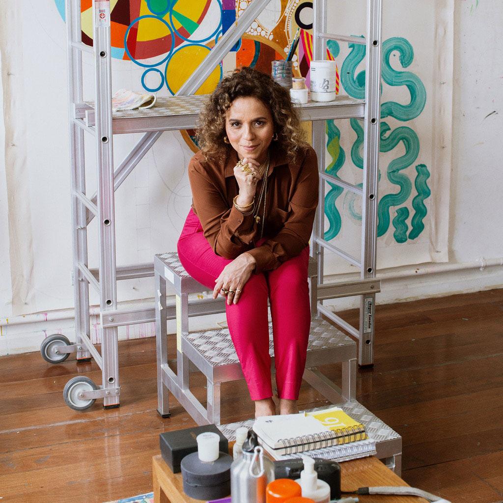 Louis Vuitton ra mắt 6 mẫu Artycapucines của các nghệ sĩ qua dòng túi Capucine - 2