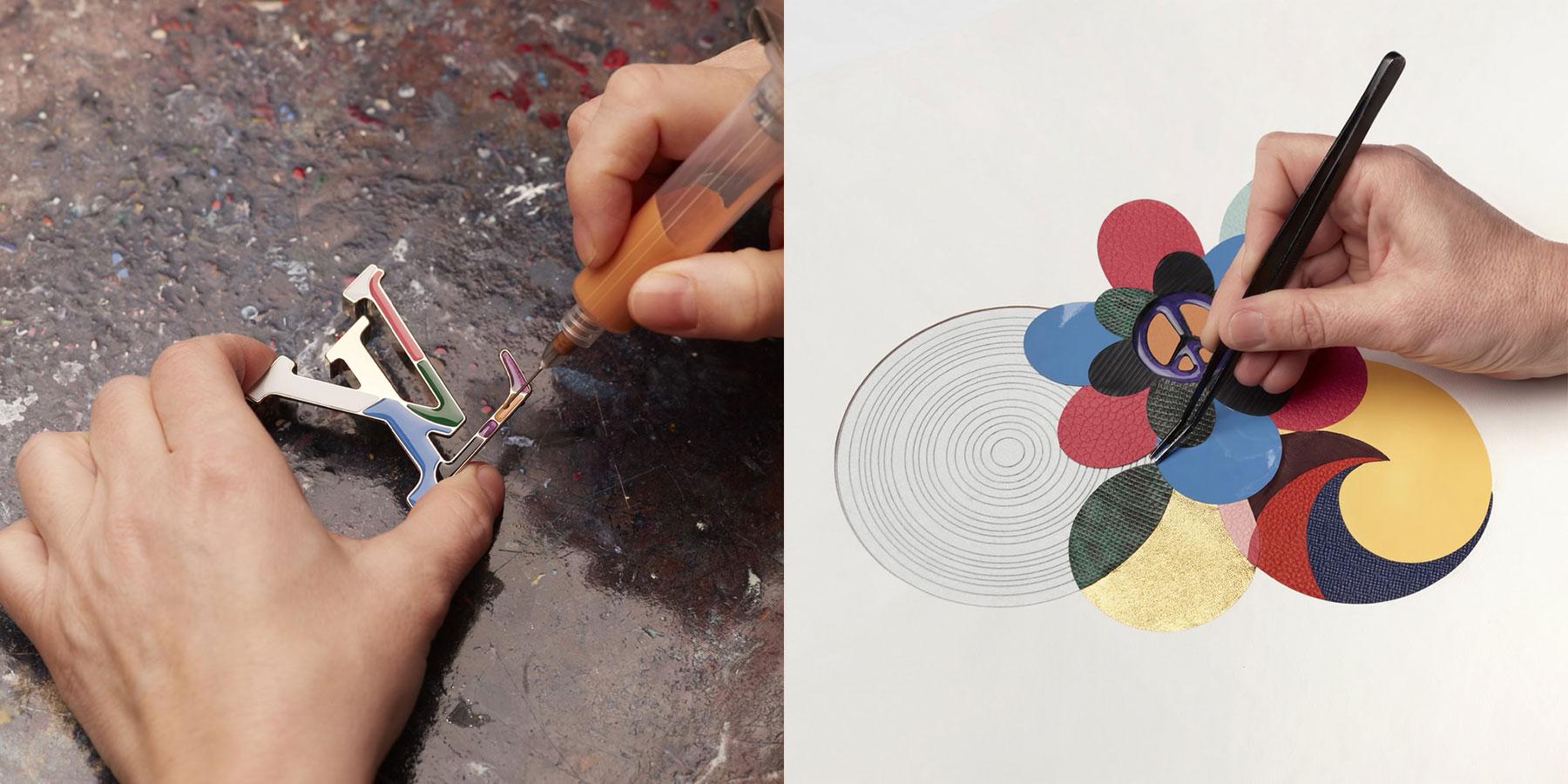 Louis Vuitton ra mắt 6 mẫu Artycapucines của các nghệ sĩ qua dòng túi Capucine - 3
