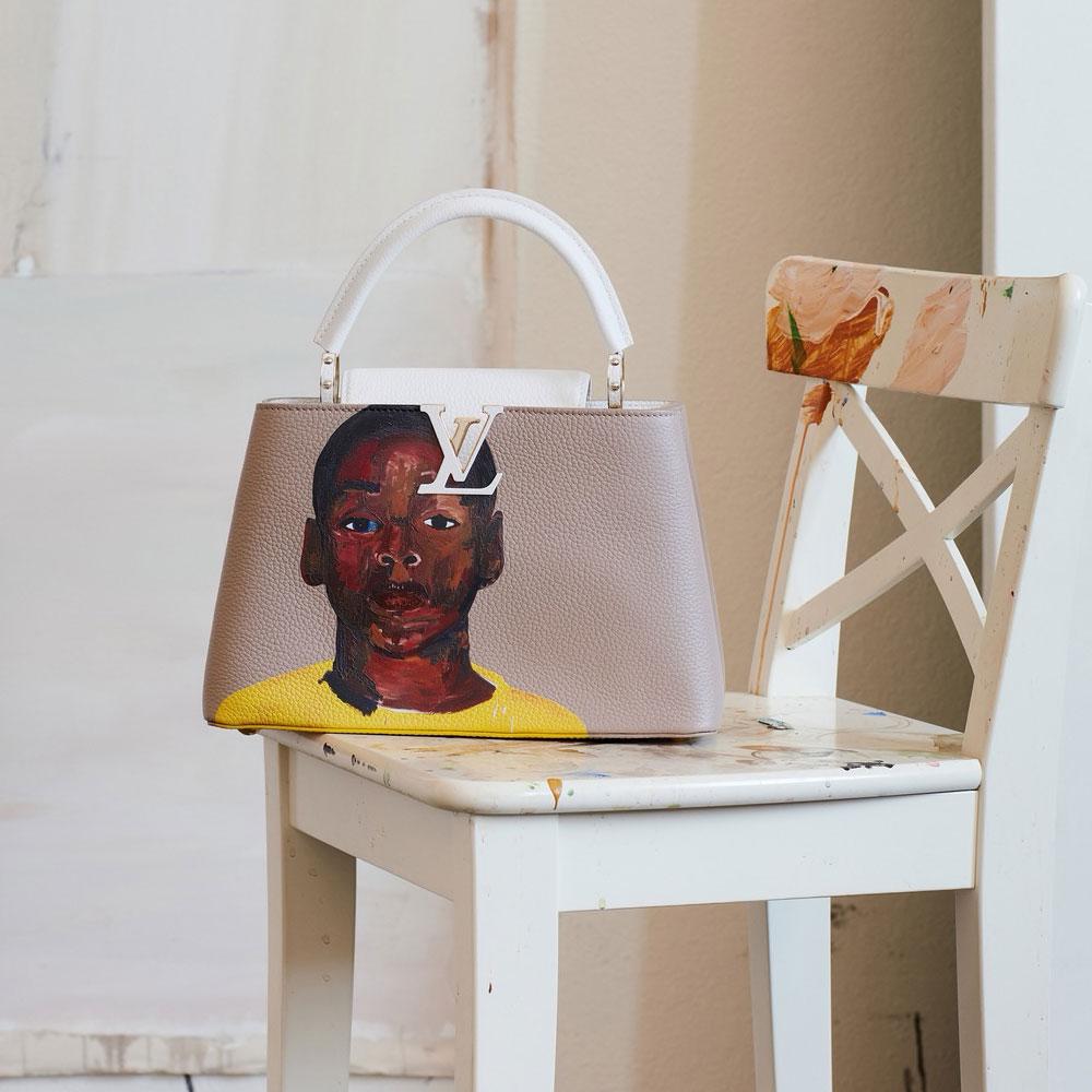 Louis Vuitton ra mắt 6 mẫu Artycapucines của các nghệ sĩ qua dòng túi Capucine - 4
