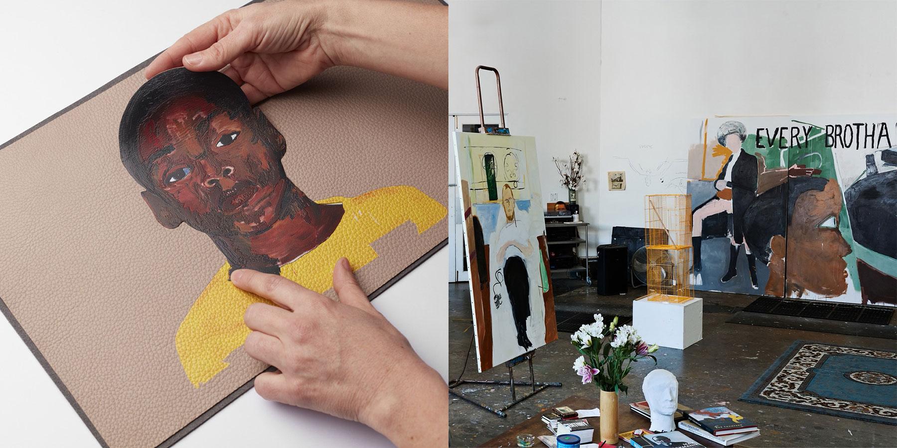 Louis Vuitton ra mắt 6 mẫu Artycapucines của các nghệ sĩ qua dòng túi Capucine - 6
