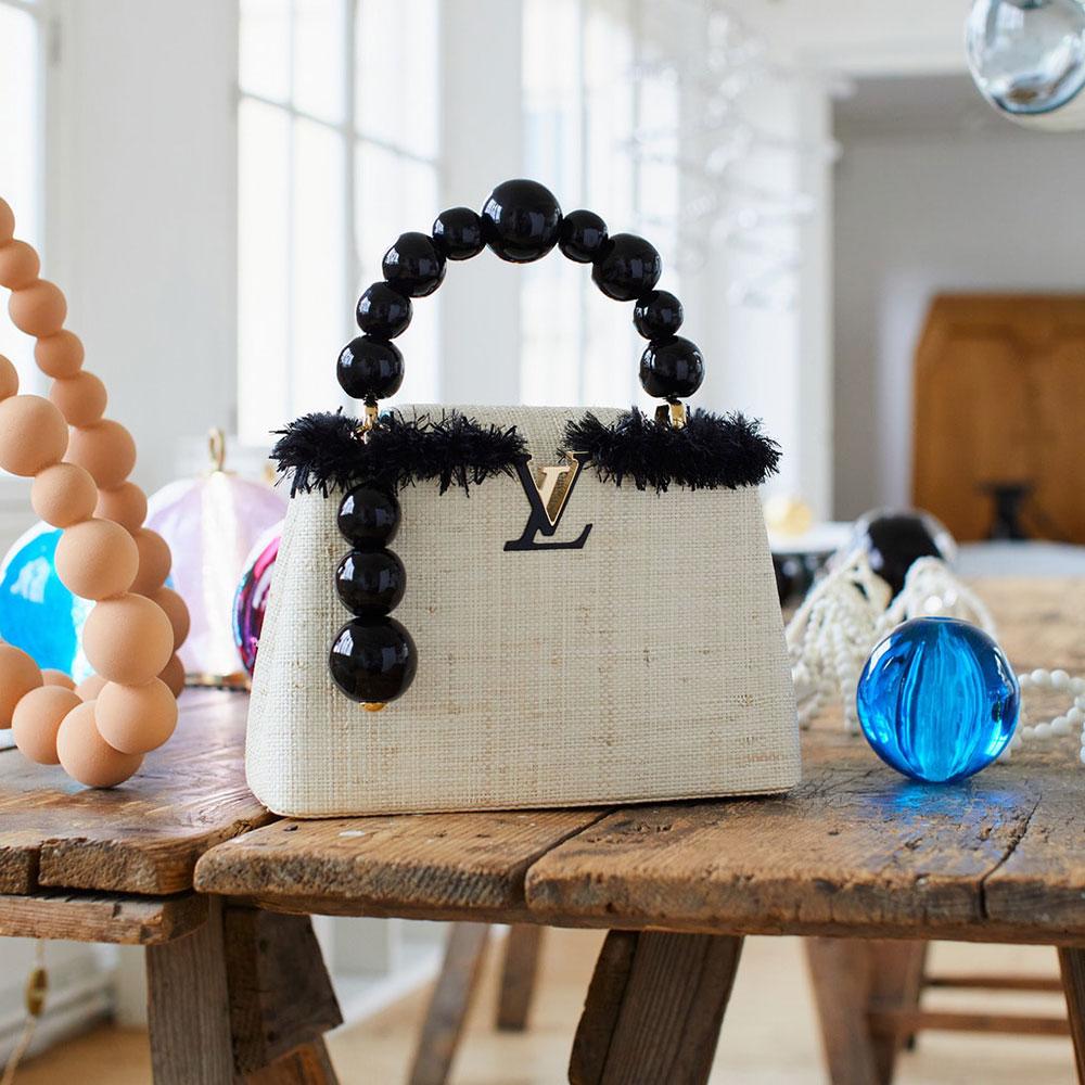 Louis Vuitton ra mắt 6 mẫu Artycapucines của các nghệ sĩ qua dòng túi Capucine - 7