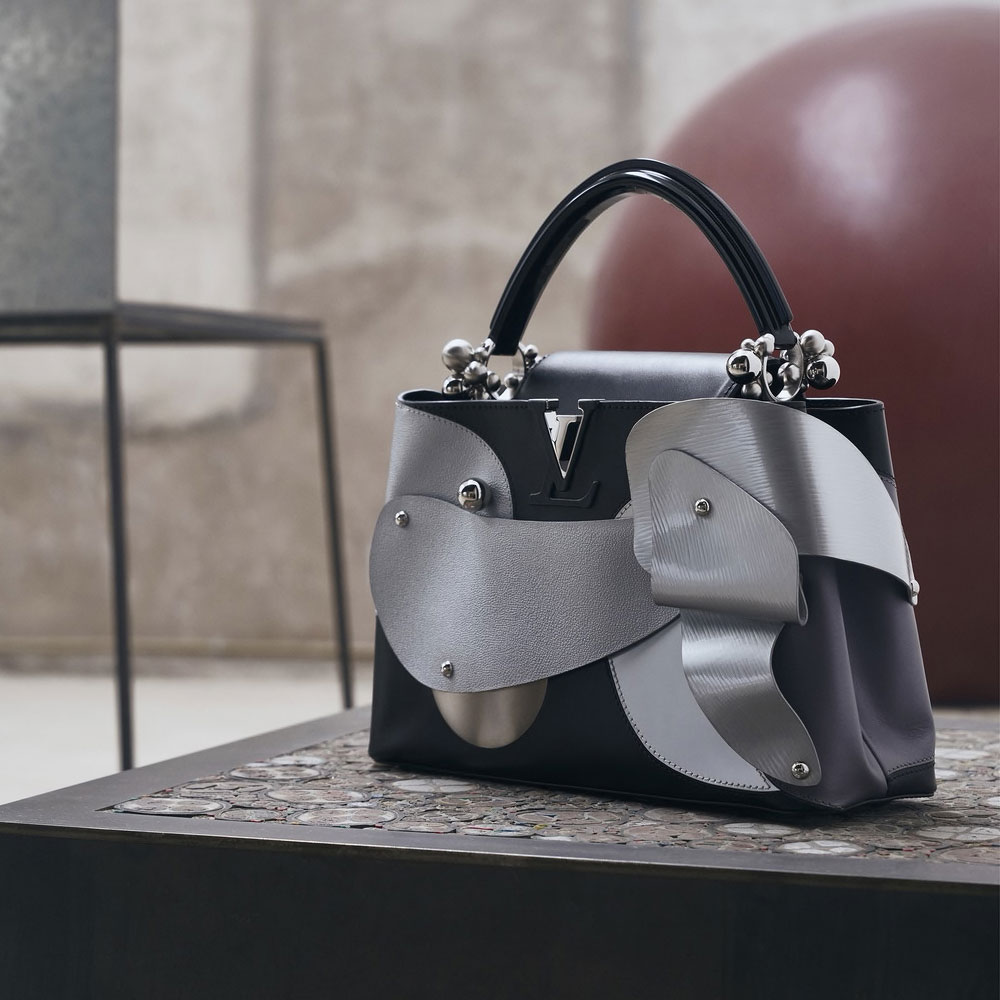 Louis Vuitton ra mắt 6 mẫu Artycapucines của các nghệ sĩ qua dòng túi Capucine - 13