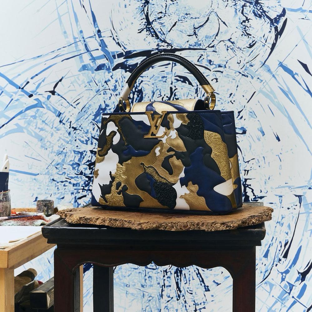 Louis Vuitton ra mắt 6 mẫu Artycapucines của các nghệ sĩ qua dòng túi Capucine - 16