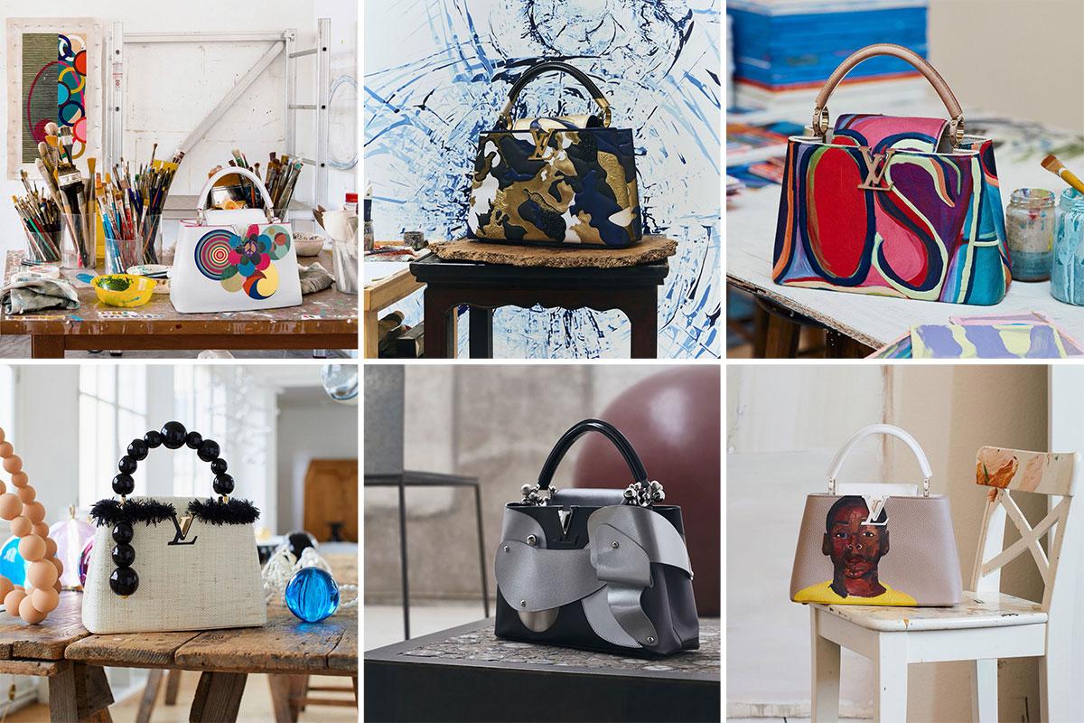 Louis Vuitton ra mắt 6 mẫu Artycapucines của các nghệ sĩ qua dòng túi Capucine - 19