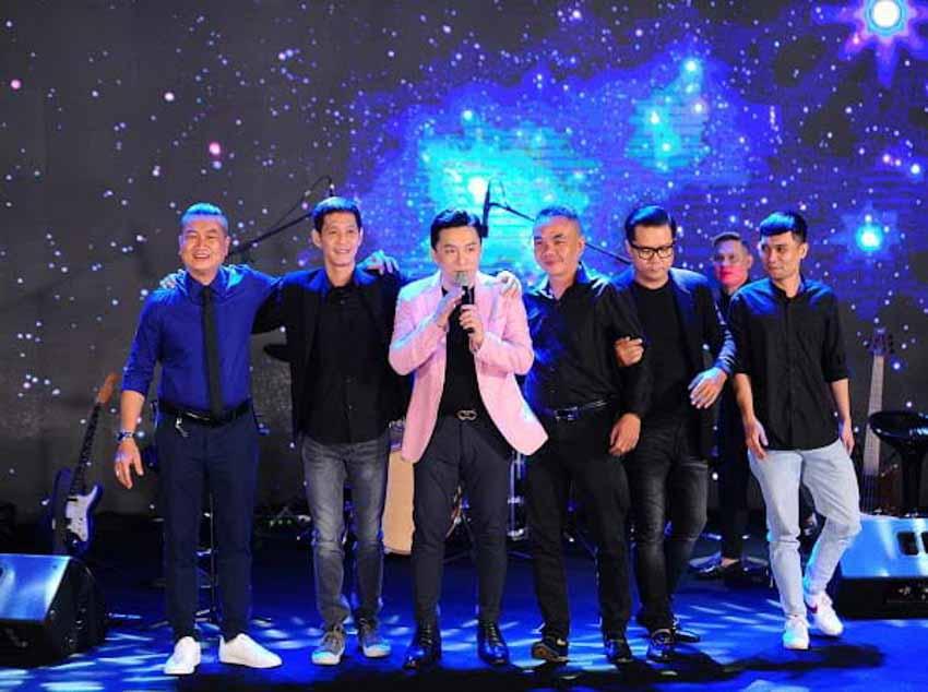 Liveshow Lam Trường sử dụng công nghệ thực tế ảo XR -2
