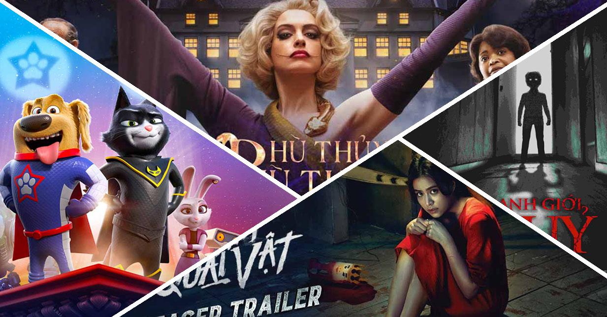 Phim chiếu rạp tháng 11-2020: Bữa tiệc điện ảnh sau đại dịch -14