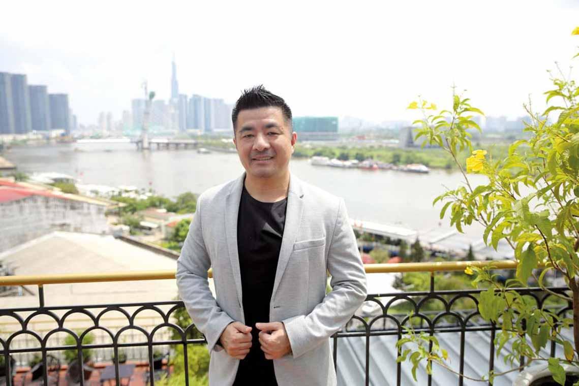 Giám đốc dự án Làng Chài Xưa - TS. Trần Ngọc Dũng -3