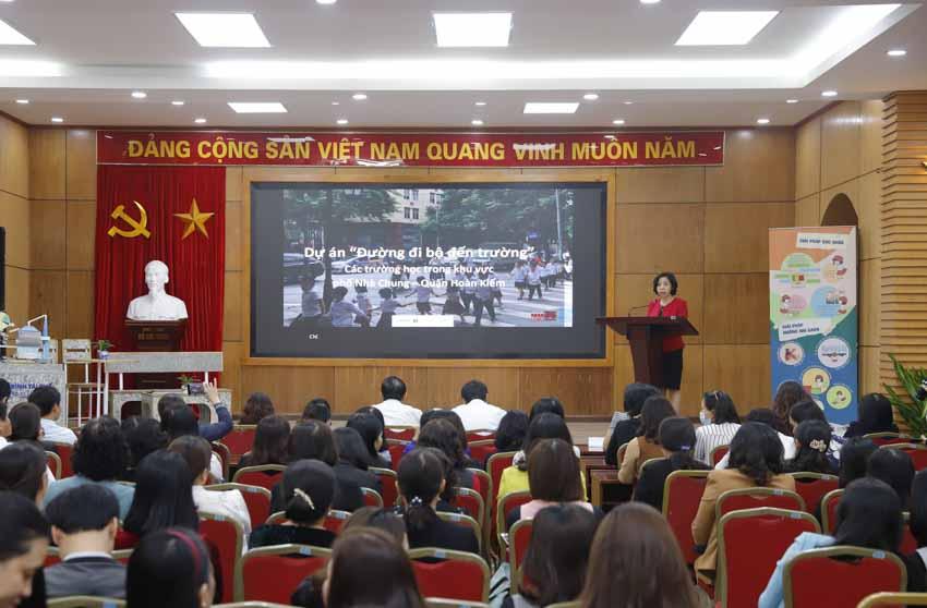 Hội nghị xây dựng trường học xanh -2