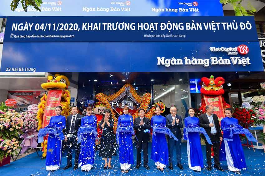 Ngân hàng Bản Việt mở rộng mạng lưới ở Khánh Hòa và Hà Nội -1