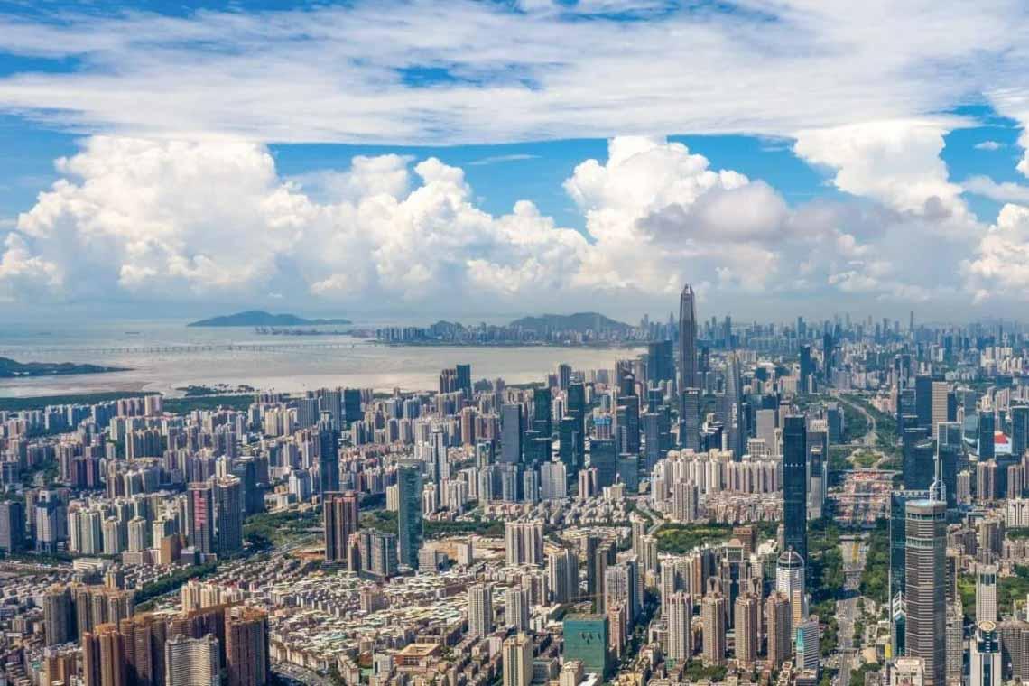 Đô thị đặc thù - Tiến biển bằng đô thị: Một số loại hình đô thị biển hiện nay -1